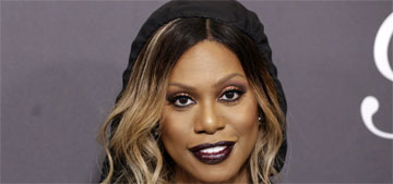 Laverne Cox: As a black transgender woman, I've often been kept a secret by boyfriends