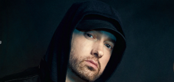 Eminem on Trump: 'A f-ing turd would have been better as a president'
