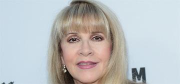 Stevie Nicks: 'The loss of Tom Petty has broken my heart'