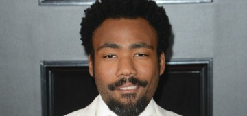 Childish Gambino won a Grammy, looked great & got a lot of people pregnant