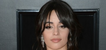 Camila Cabello in Vivienne Westwood at the Grammys: stunning or boring?