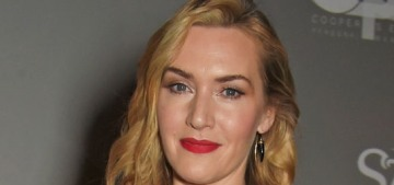 Kate Winslet says vague words about her 'bitter regrets' in working with predators