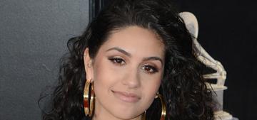Alessia Cara defends herself after winning best new artist Grammy