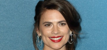Hayley Atwell on working with Woody Allen in 2007: 'I didn't know back then I know now'