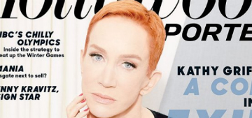 Kathy Griffin: 'I didn't commit a crime. I didn't rape anybody'