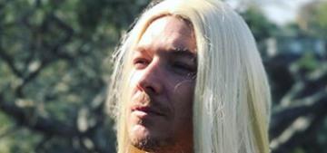 """Diplo tried to become a Kim Kardashian Clone too"" links"