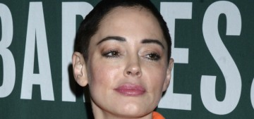 Rose McGowan cancels promotional tour after a shouting match with a trans activist