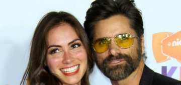 John Stamos, 54, married his pregnant 31 year-old girlfriend