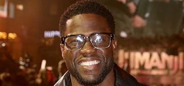 Kevin Hart got really drunk and tried to crash the stage at the Super Bowl