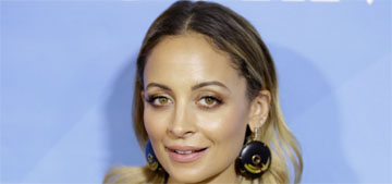 Nicole Richie: 'Makeup has power. You can transform yourself into another being'