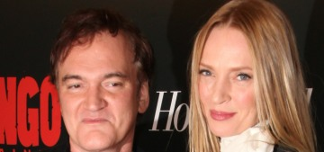 Quentin Tarantino tells his side of the story about Uma Thurman & Harvey Weinstein