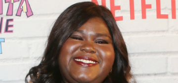 Gabourey Sidibe: People don't ask Rihanna why she's so confident