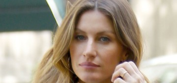 Gisele Bundchen: 'No one 'let' anyone win, people win because of their own merit'