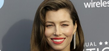 Jessica Biel started sex education early with 2-year-old Silas: 'There's no shame'