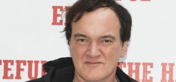 Quentin Tarantino apologizes for his 2003 comments about Roman Polanski's victim