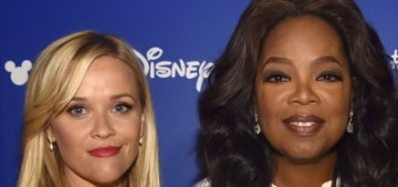 Oprah Winfrey: Reese Witherspoon had 'PTSD' in the wake of the Weinstein story