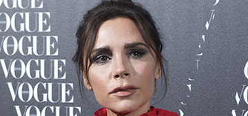 Victoria Beckham: The Spice Girls 'aren't going on tour'