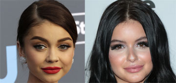 Star: Sarah Hyland and Ariel Winter want a reality show but can't find a network