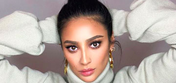 Shay Mitchell has never weighed herself 'I don't think you can trust the scale'