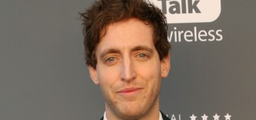 Thomas Middleditch on the #MeToo stories: 'As a male human, it's kind of scary'