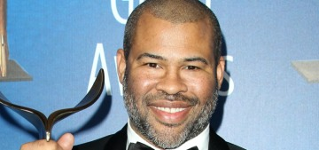 Jordan Peele wins WGA Award: is 'Get Out' about to pull an Oscar upset?