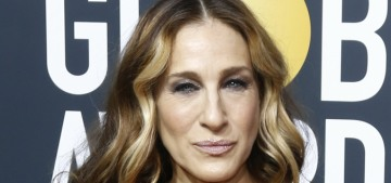 Did this whole thing start because Sarah Jessica Parker was jealous of Kim Cattrall?
