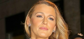 Blake Lively 'feels very proud' to lose the 60 lbs she gained with her second pregnancy