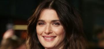 Rachel Weisz doesn't think James Bond should be rewritten as a woman