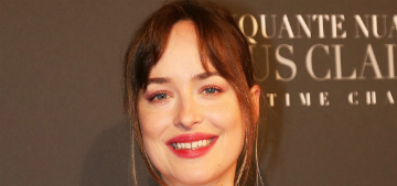 Dakota Johnson on the sex scenes in Fifty Shades: 'It never got easy'