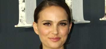 Natalie Portman in black Valentino at the 'Annihilation' premiere: lovely or meh?