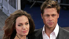 Brad Pitt confirms he's ready to add on to the family