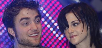 Kristen Stewart & Robert Pattinson possibly met up for drinks in LA this week
