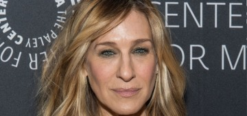 Sarah Jessica Parker covers this week's People, with zero mention of Kim Cattrall (update)