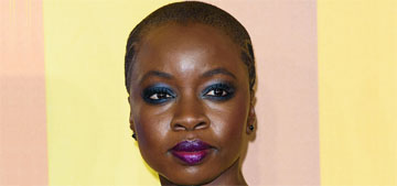 Danai Gurira got 'depressed for a while' after a character died on Walking Dead