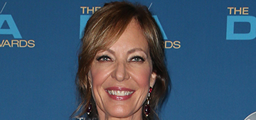 Allison Janney's favorite Oscar-watching memory: 'whatever Cher would wear'