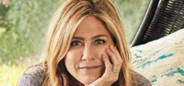 Surprise, Jennifer Aniston is selling the home she just showed to Architectural Digest