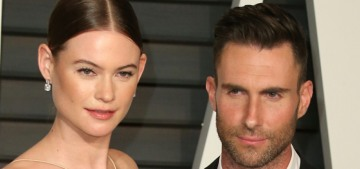 Adam Levine & Behati Prinsloo welcome their second daughter, Gio Grace