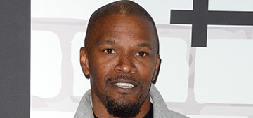 Jamie Foxx walks off Sportscenter interview after question about Katie Holmes