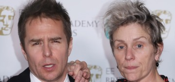 'Three Billboards' wins big at the BAFTAs, so get ready for an Oscar sweep too
