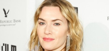Kate Winslet: Time's Up on abuse, unless the abuser is Woody Allen