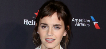 Emma Watson donated a million pounds to anti sexual harassment campaign