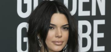 Kendall Jenner: 'I've always been the worst hypochondriac'