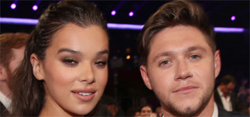 Hailee Steinfeld & Niall Horan of 1D spotted out together, he's 'really into her'