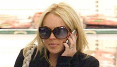 Lindsay Lohan is begging everyone for money
