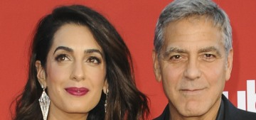George & Amal Clooney, Oprah & more pledge money, support to Parkland survivors