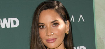 Page Six: Olivia Munn's lips are 'notably fuller' than they were at the Globes (update)