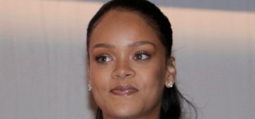 Rihanna celebrated her birthday with caviar, filet mignon & Leo DiCaprio?