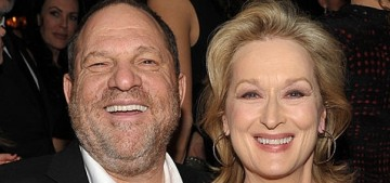 Harvey Weinstein's defense is that he didn't abuse & harass EVERY woman