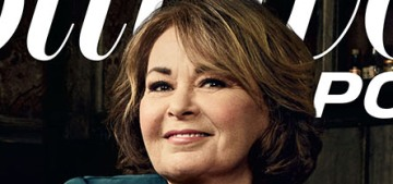 Roseanne Barr talks 'Roseanne' reboot, how she & her character voted for Trump