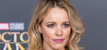 Rachel McAdams is apparently secretly pregnant and about seven months along